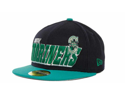 Seattle Mariners MLB Fit It Back 59FIFTY Cap Hats