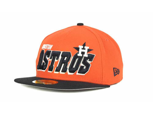 Houston Astros New Era MLB Fit It Back 59FIFTY Cap Hats