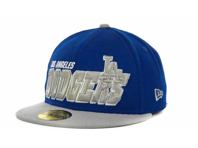 Los Angeles Dodgers MLB Fit It Back 59FIFTY Cap Hats