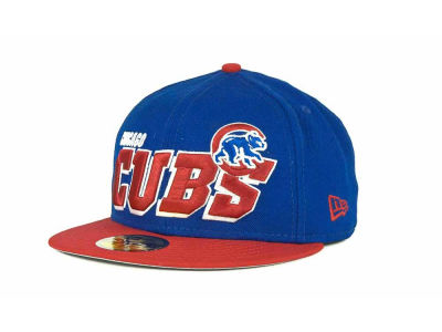 Chicago Cubs MLB Fit It Back 59FIFTY Cap Hats