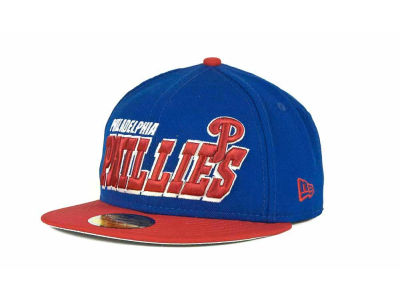 Philadelphia Phillies MLB Fit It Back 59FIFTY Cap Hats
