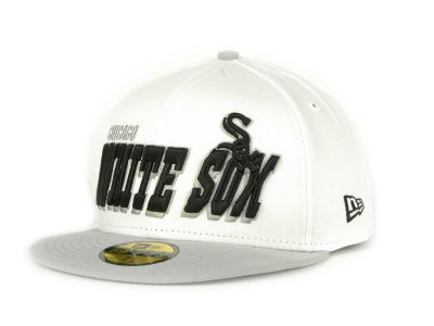 Chicago White Sox MLB Fit It Back 59FIFTY Cap Hats