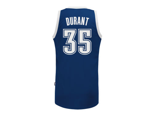 Oklahoma City Thunder Kevin Durant NBA Revolution 30 Swingman Jersey