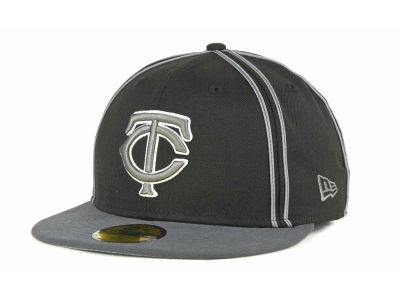Minnesota Twins MLB Retro Piping 59FIFTY Hats
