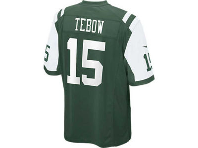Nike Tim Tebow NFL Game Jersey