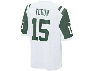 Nike Tebow NFL Game Jersey