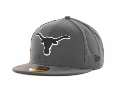 Texas Longhorns 59FIFTY NCAA Graph BG Cap Hats