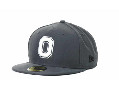 Ohio State Buckeyes 59FIFTY NCAA Graph BG Cap Hats