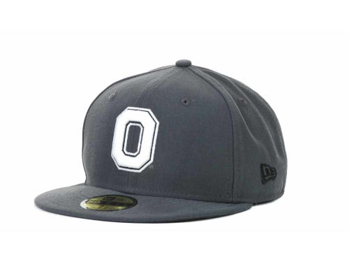Ohio State Buckeyes New Era 59FIFTY NCAA Graph BG Cap Hats