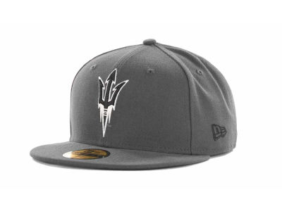Arizona State Sun Devils 59FIFTY NCAA Graph BG Cap Hats