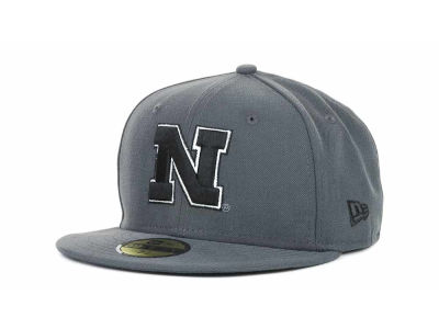 Nebraska Cornhuskers 59FIFTY NCAA Graph BG Cap Hats
