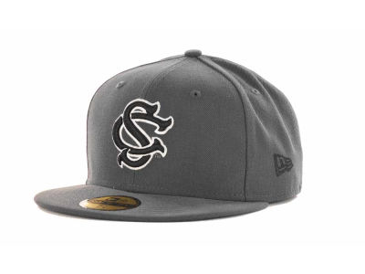 South Carolina Gamecocks 59FIFTY NCAA Graph BG Cap Hats