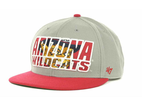Arizona Wildcats '47 Brand NCAA The Defender Snapback Cap Hats
