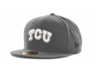 Texas Christian Horned Frogs 59FIFTY NCAA Graph BG Cap Hats