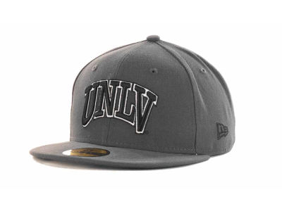 UNLV Runnin Rebels 59FIFTY NCAA Graph BG Cap Hats