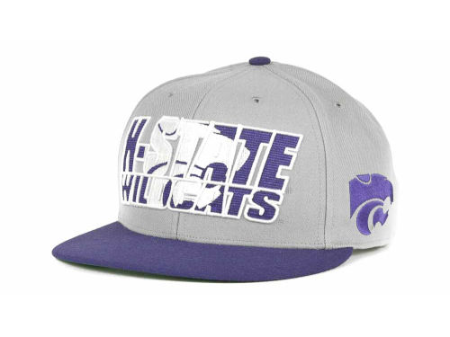 Kansas State Wildcats '47 Brand NCAA The Defender Snapback Cap Hats