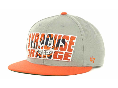 Syracuse Orange '47 Brand NCAA The Defender Snapback Cap Hats