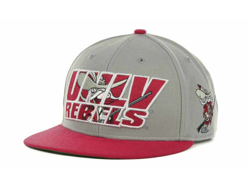 UNLV Runnin Rebels '47 Brand NCAA The Defender Snapback Cap Hats