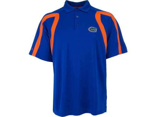 Florida Gators Antigua NCAA Point Polo