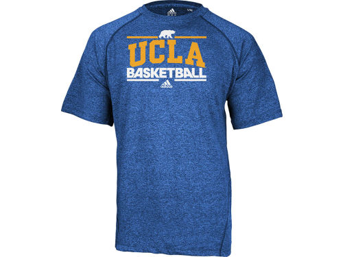 UCLA Bruins adidas NCAA On Court Practice Climalite T-Shirt