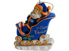 Florida Gators Santa Sleigh Ornament Holiday