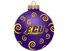 East Carolina Pirates Team Color Swirl Ornament 3