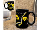 Iowa Hawkeyes 15oz Containment Mug Black Home Office & School Supplies
