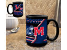 Mississippi Rebels 15oz Containment Mug Black Home Office & School Supplies