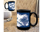 Mississippi Rebels 15oz Graffiti Mug Black Kitchen & Bar