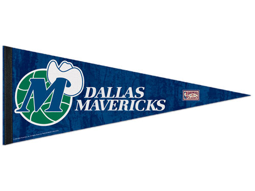 Dallas Mavericks Wincraft 12x30in Pennant