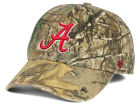 Alabama Crimson Tide '47 Brand NCAA Real Tree II Franchise Easy Fitted Hats