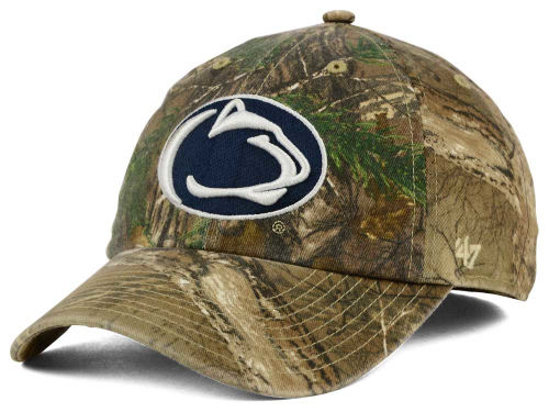 Penn State Nittany Lions '47 NCAA Real Tree II Franchise Hats