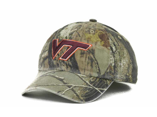 Virginia Tech Hokies '47 NCAA Real Tree II Franchise Hats