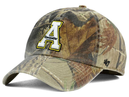 Appalachian State Mountaineers '47 NCAA Real Tree II Franchise Hats