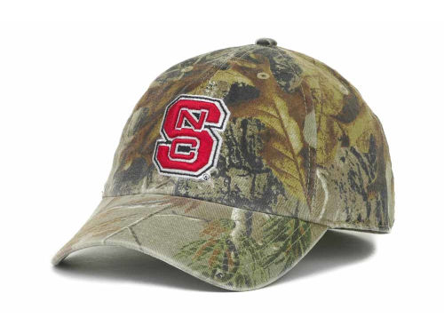 North Carolina State Wolfpack '47 NCAA Real Tree II Franchise Hats