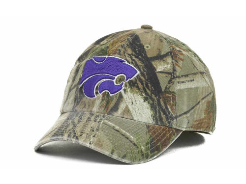 Kansas State Wildcats '47 NCAA Real Tree II Franchise Hats