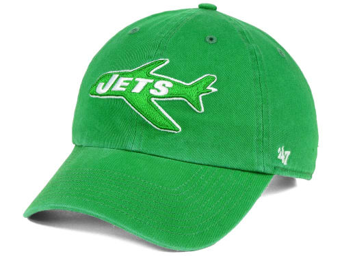 New York Jets '47 NFL Clean Up Cap Hats