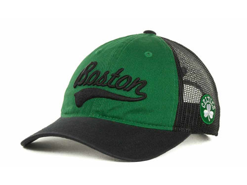 Boston Celtics adidas NBA Clear Out Cap Hats