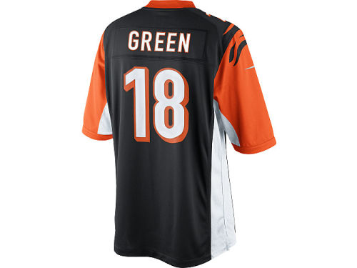 Cincinnati Bengals A.J. Green Nike NFL Youth Limited Jersey