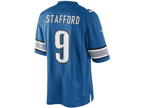 Detroit Lions STAFFORD Nike NFL Youth Limited Jersey