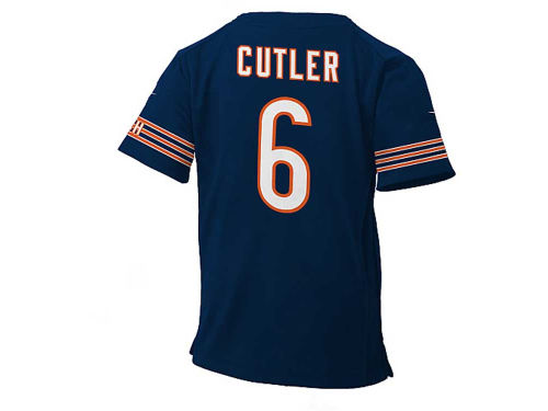 Chicago Bears Jay Cutler Nike NFL Kids Game Jersey
