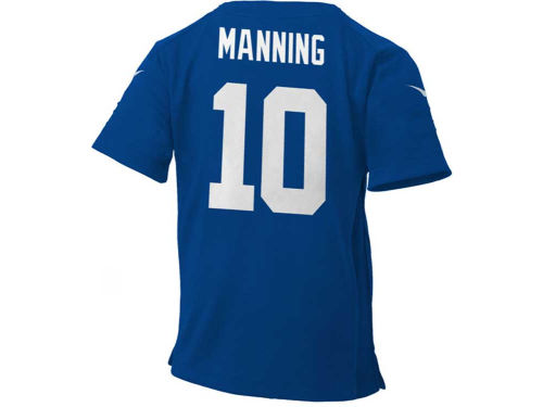 New York Giants MANNING Outerstuff NFL Kids Game Jersey
