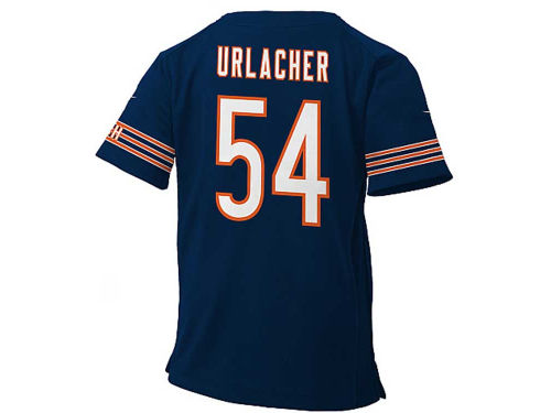 Chicago Bears URLACHER Outerstuff NFL Toddler Game Jersey