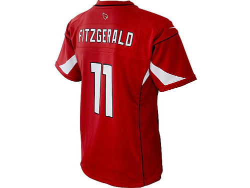 Arizona Cardinals FITZGERALD Outerstuff NFL Toddler Game Jersey