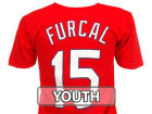 St. Louis Cardinals Rafael Furcal Majestic MLB Youth Player T-Shirt T-Shirts