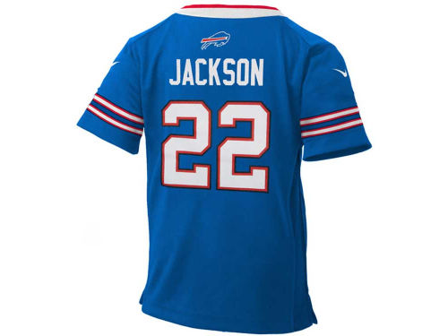 Buffalo Bills JACKSON Outerstuff NFL Infant Game Jersey