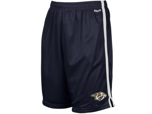 Nashville Predators Reebok NHL Youth Lacrosse Short