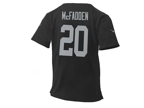 Oakland Raiders McFADDEN Outerstuff NFL Infant Game Jersey