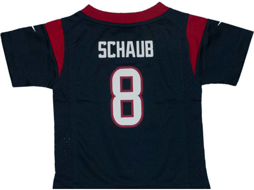 Houston Texans SCHAUB Outerstuff NFL Infant Game Jersey