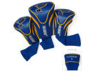 St. Louis Blues Team Golf Headcover Set